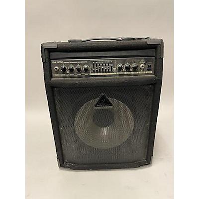 Behringer Ultrabass BXL1800A 180W 1x12 Bass Combo Amp