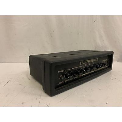 Behringer Ultrabass BXR1800H Bass Amp Head