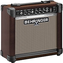 Open Box Behringer Ultracoustic AT108 Acoustic Combo Amp