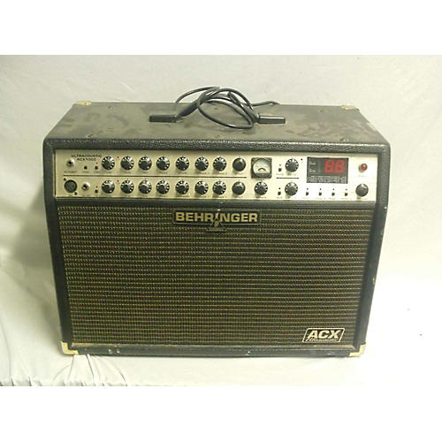 Ultracoustic Acx1000 Acoustic Guitar Combo Amp