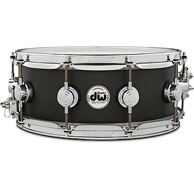 DW Ultralight Carbon Fiber Edge Snare Drum