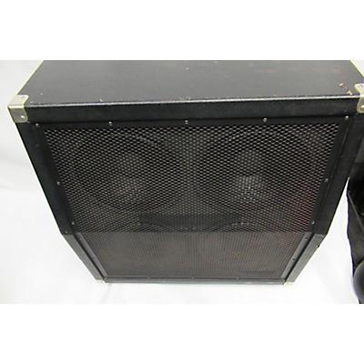 Behringer Ultrastack BG412H 4x12 W/ ELECTRO HARMONIX 12VRS Guitar Cabinet