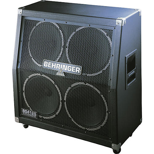 Behringer Ultrastack BG412S 4x12 Stereo Cab with Jensen Speakers