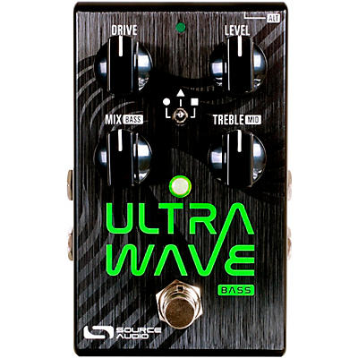 Source Audio Ultrawave Multiband Processor Bass Effects Pedal