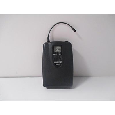 Shure Ulx1 Body Pack Wireless System