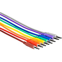 Hosa Unbalanced Patch Cables, 3.5 mm TS to TS
