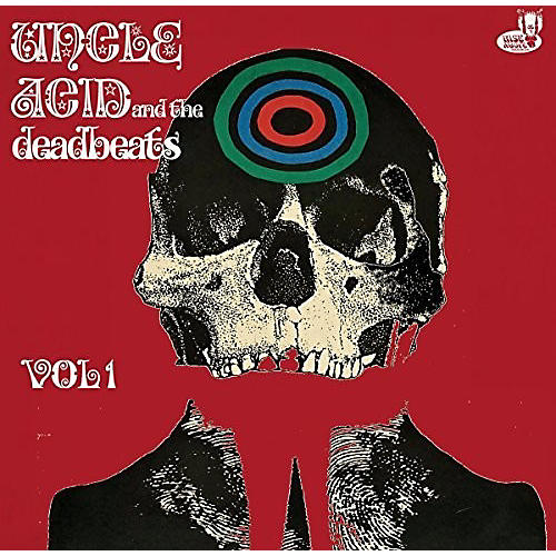 Alliance Uncle Acid and the Deadbeats - Vol 1 (Red Vinyl)