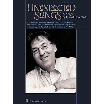 Hal Leonard Unexpected Songs Songbook