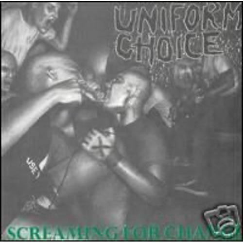 Alliance Uniforn Choice - Screaming For Change