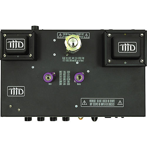 THD Univalve Rackmounted Guitar Amp Head