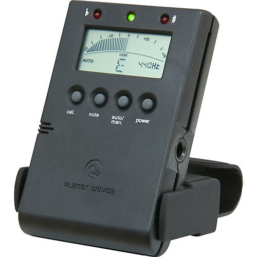 D'Addario Planet Waves Universal Chromatic Tuner
