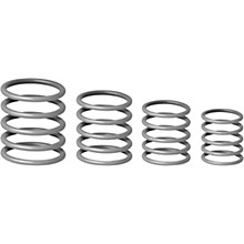 Gravity Stands Universal Gravity Ring Pack - Concrete Grey