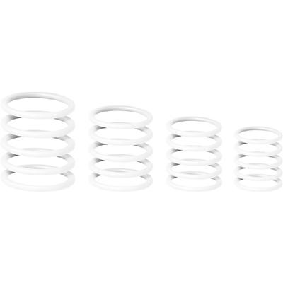 Gravity Stands Universal Gravity Ring Pack - Ghost White