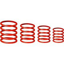 Gravity Stands Universal Gravity Ring Pack - Lust Red