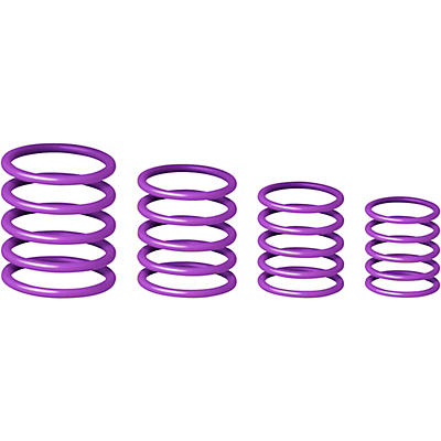 Gravity Stands Universal Gravity Ring Pack - Power Purple
