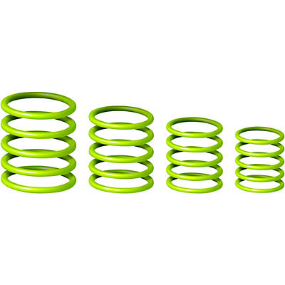 Gravity Stands Universal Gravity Ring Pack - Sheen Green