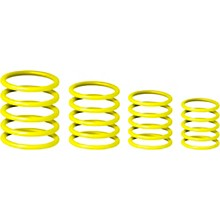 Gravity Stands Universal Gravity Ring Pack - Sunshine Yellow