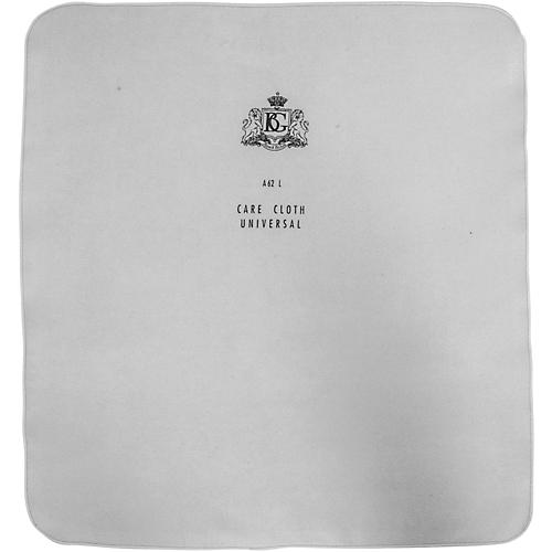 BG Universal Instrument Care Cloth Large Microfiber Cloth