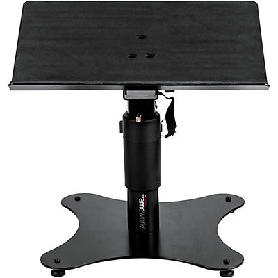 Gator Universal Laptop Desktop Stand with Adjustable Height & Weighted Base