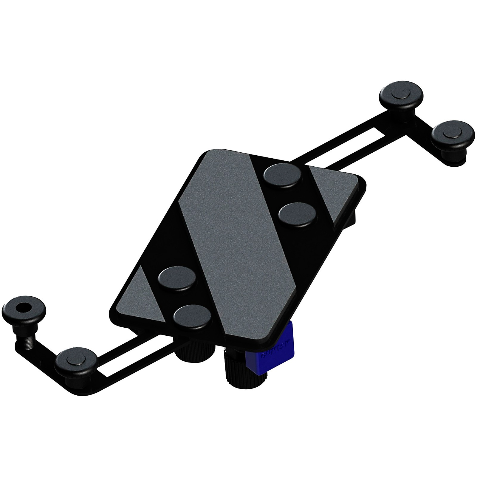 Quik-Lok Universal Tablet Holder for Side/Top Connection
