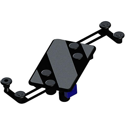 Quik-Lok Universal Tablet Holder for Side/Top Connection