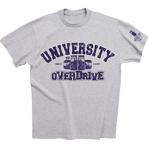 Musician's Friend University of Overdrive
