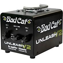 Open BoxBad Cat Unleash V2 Re-Amplifier and Power Attenuator