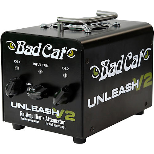Bad Cat Unleash V2 Re-Amplifier and Power Attenuator