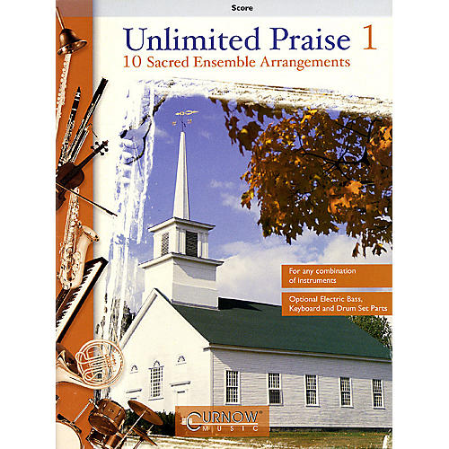 Curnow Music Unlimited Praise (Full Score) Concert Band Level 2-4