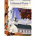 Curnow Music Unlimited Praise (Part 1 - Bb Instruments) Concert Band Level 2-4 thumbnail