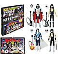 KISS Unmasked 3 3/4-Inch Action Figures Deluxe Box Set - Convention Exclusive thumbnail