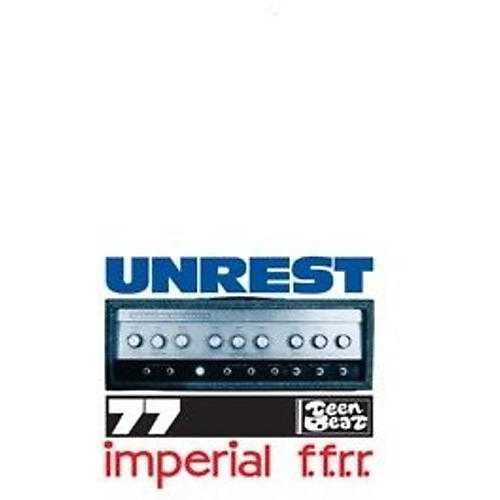 Alliance Unrest - Imperial F.F.R.R.