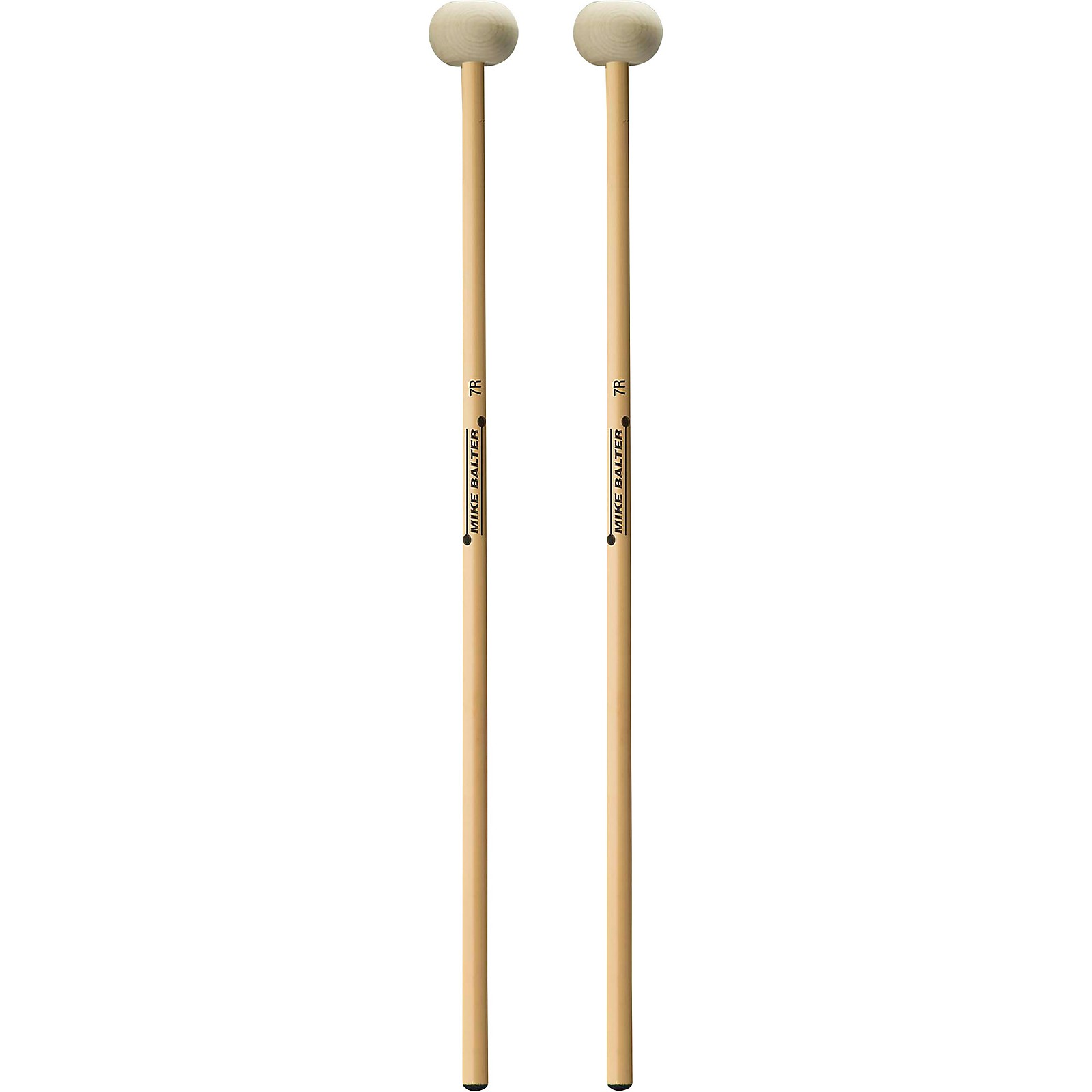 Mike Balter Unwound Series Rattan Handle Xylophone Mallets