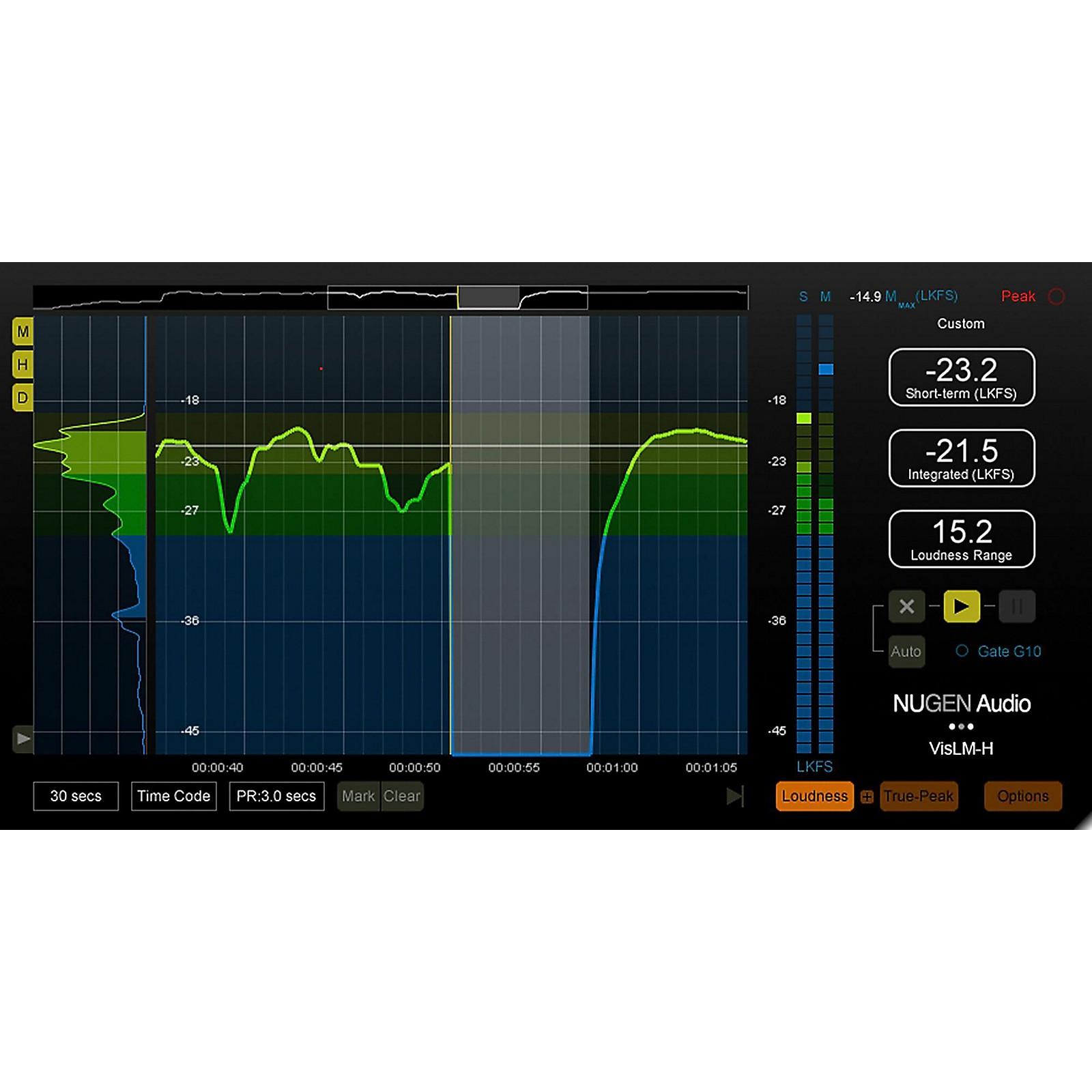 NuGen Audio Upgrade VisLM-C 1 to VisLM 2