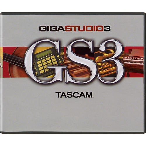 Tascam Upgrade to GigaStudio Solo