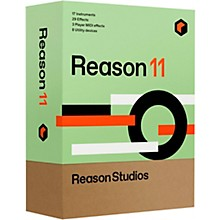 Reason Studios Upgrade to Reason 11 (Boxed)