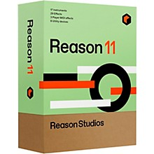 Reason Studios Upgrade to Reason 11 (Download)