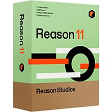 Reason Studios Upgrade to Reason 11 EDU 10-User Network Multi-License (Boxed)