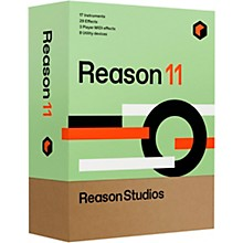 Reason Studios Upgrade to Reason 11 EDU 5-User Network Multi-License (Boxed)
