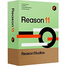 Reason Studios Upgrade to Reason 11 for Intro/Essentials/Adapted/Ltd/Lite Owners (Boxed)