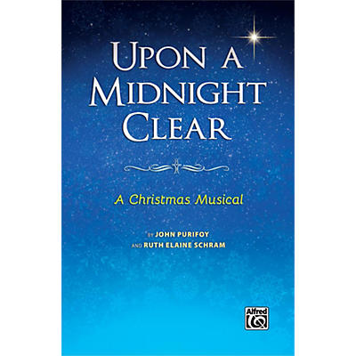Alfred Upon a Midnight Clear Listening CD