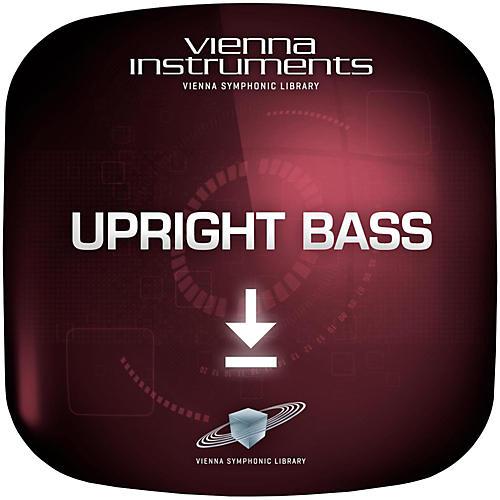 Vienna Instruments Upright Bass Standard Library