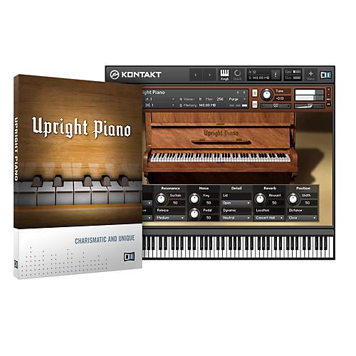 Native Instruments Upright Piano