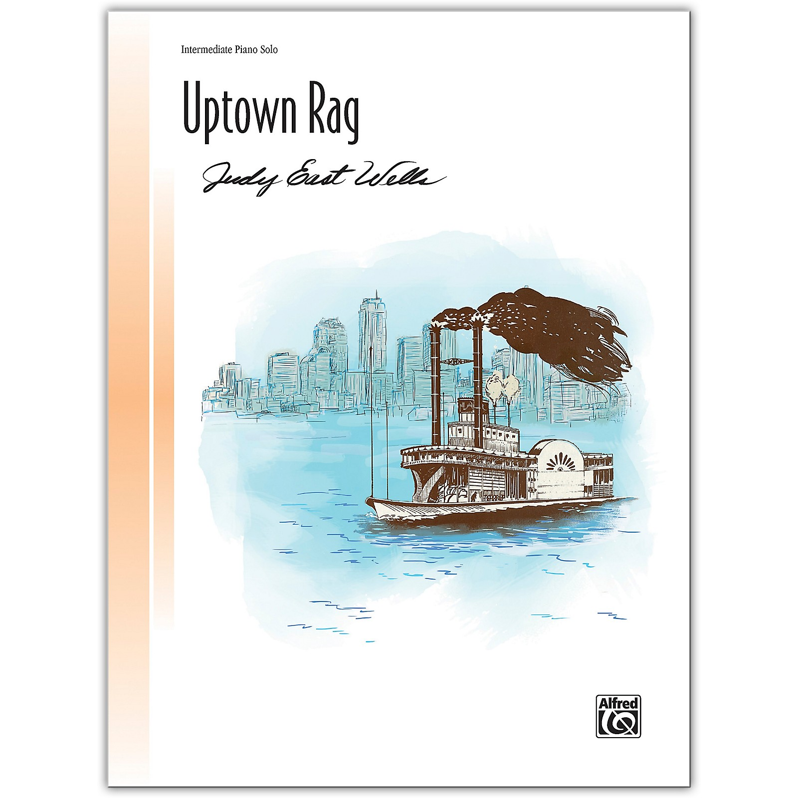 Alfred Uptown Rag Intermediate
