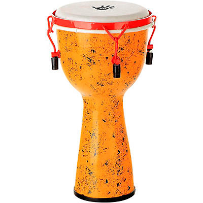 X8 Drums Urban Beat Key-Tuned Djembe with Synthetic Head