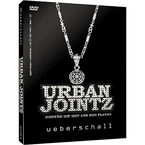 Ueberschall Urban Jointz Sample Library DVD