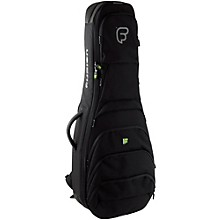 Fusion Urban UG-06-BK Double Electric Bass Guitar Gig Bag