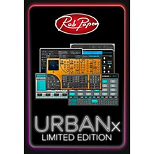 Rob Papen Urban-X Bundle Limited Edition (Download)