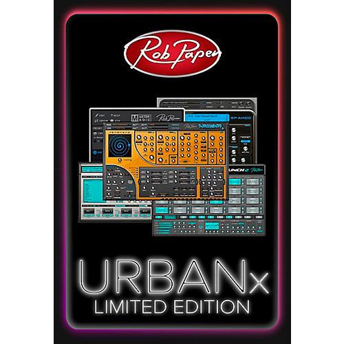 Rob Papen Urban-X Bundle Limited Edition (Download)