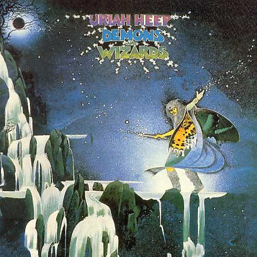 Alliance Uriah Heep - Demons and Wizards